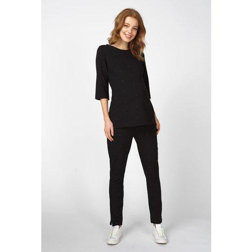 T-shirt manches longues de grossesse 3/4 sleeve - QUEEN MUM - Modalova