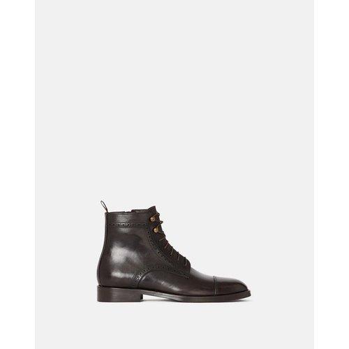Boots ville cuir EMINE - MINELLI - Modalova