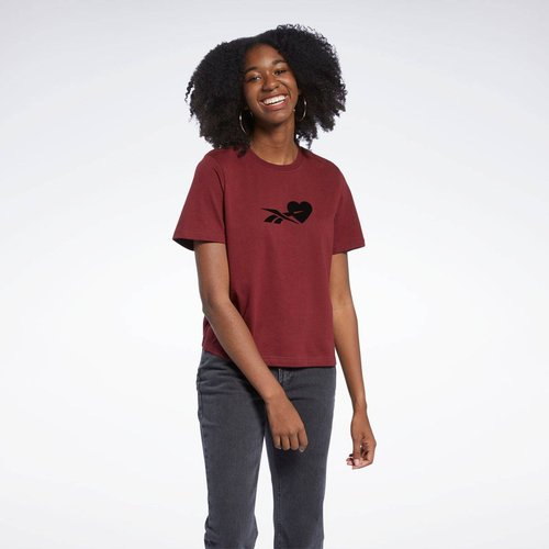 T-shirt Valentine Graphic - Reebok Classics - Modalova