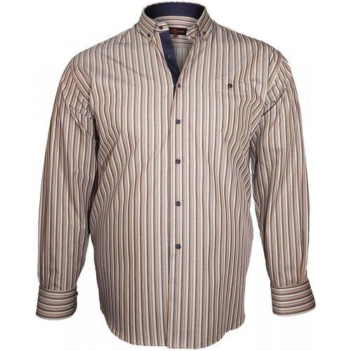 Chemise à coudières ELBOW - DOUBLISSIMO - Modalova