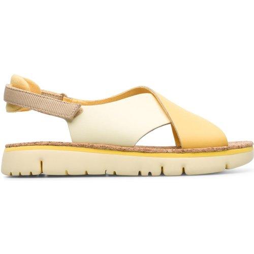 Sandales cuir ORUGA - Camper - Modalova