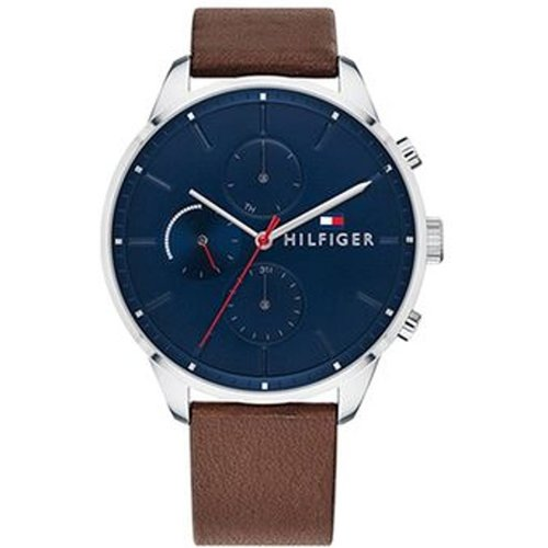 Montre Analogique Cuir CHASE - Tommy Hilfiger - Modalova