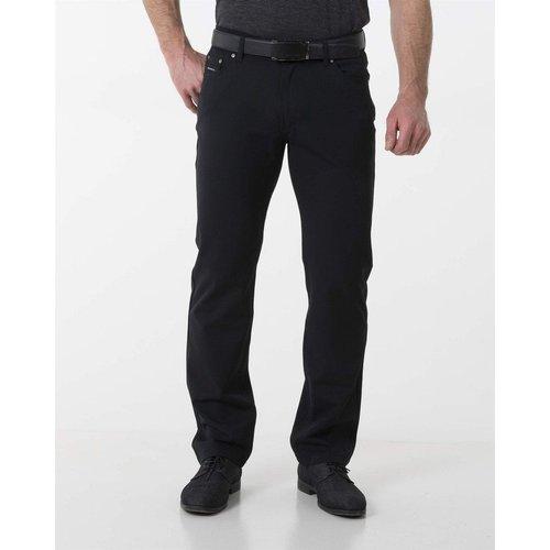 Pantalon 5 poches denim en coton - MISE AU GREEN - Modalova