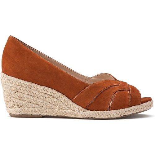 Sandales compensées cuir Joulia/Nub - COSMOPARIS - Modalova