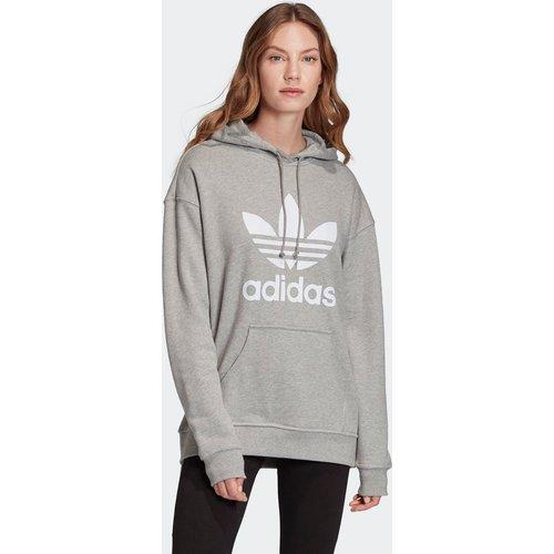 Sweat-shirt à capuche Trefoil - adidas Originals - Modalova