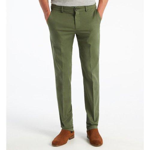 Pantalon Chino Sino Slim Stretch - COMPTOIR GL - Modalova