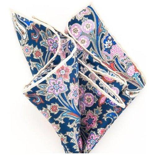 Pochette de costume motifs cachemires - ATELIER F&B - Modalova