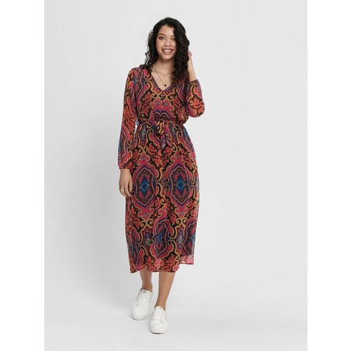 Robe longue Imprimée - Only - Modalova