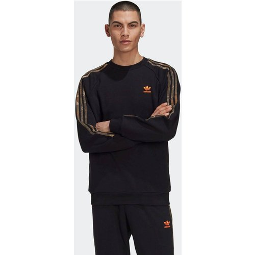 Sweat-shirt ras-du-cou Camo - adidas Originals - Modalova
