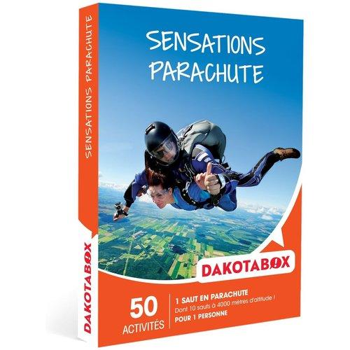 Sensations parachute - Coffret Cadeau Sport et Aventure - DAKOTABOX - Modalova