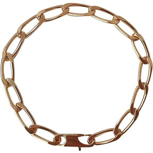 Bracelet à maillons longs or - SECRETS DES ANGES - Modalova