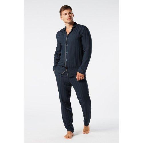 Pyjama long en toile de - INTIMISSIMI - Modalova