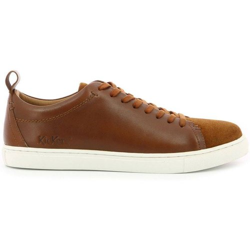 Sneakers basses Cuir Ecoly - Kickers - Modalova