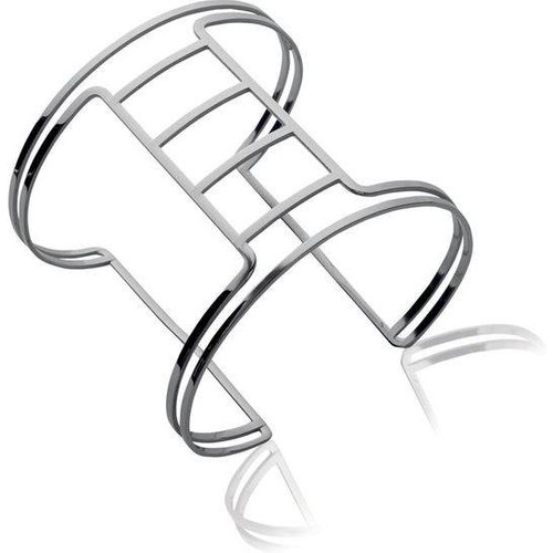 Bracelet manchette GEOMETRIE - LORENZO R - Modalova
