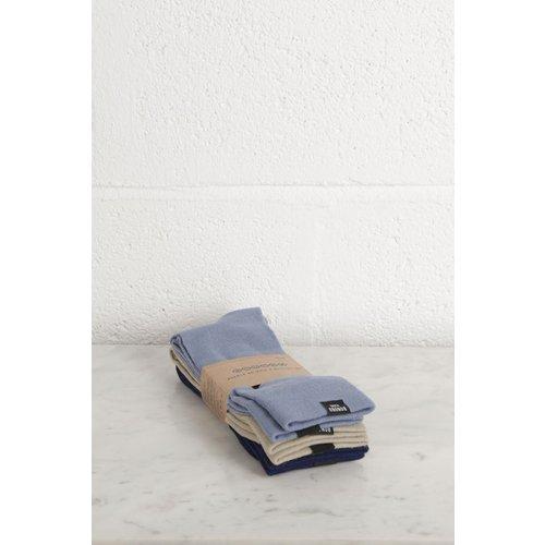 Set 3 paires de chaussettes - BONOBO - Modalova