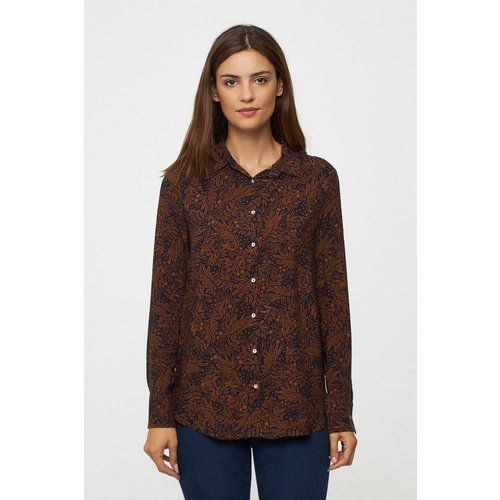 Blouse fluide imprimée - BEST MOUNTAIN - Modalova