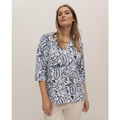 Tshirt manches courtes grande taille - COUCHEL - Modalova
