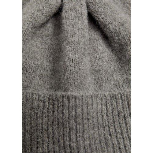 Bonnet maille texturé - Mango - Modalova
