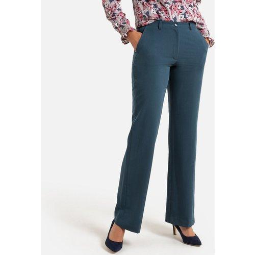 Pantalon ville large, polyviscose élasthanne - Anne weyburn - Modalova