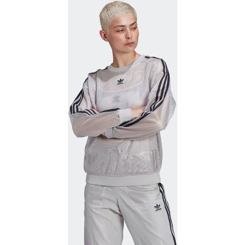 Sweat-shirt Mesh Crew - adidas Originals - Modalova
