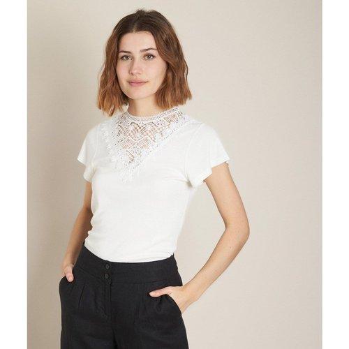 T-shirt en dentelle ROMANCE - Maison 123 - Modalova