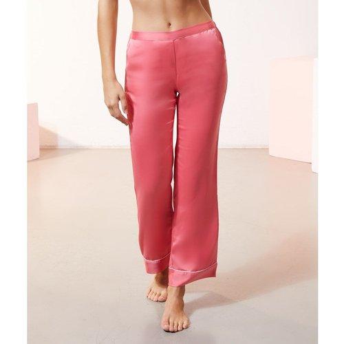 Pantalon de pyjama satiné CATWALK - ETAM - Modalova