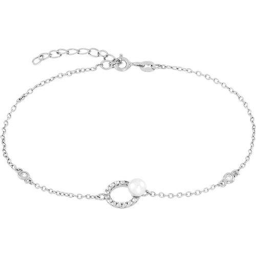 Bague Argent 925/1000 Perle - BLEUE JOAILLERIE - Modalova