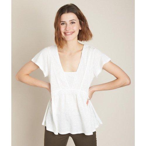 T-shirt en dentelle REIKA - Maison 123 - Modalova