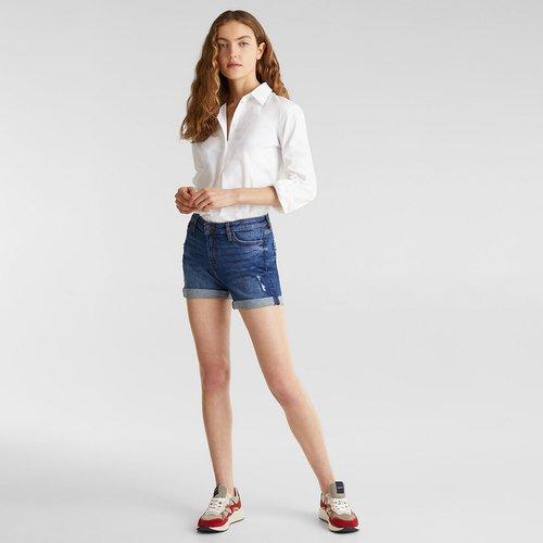 Short en jean - Esprit - Modalova
