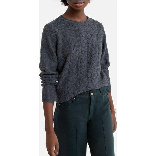 Pull col rond en maille tricot MISHA - PETITE MENDIGOTE - Modalova
