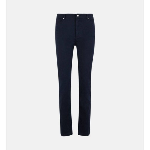 Pantalon Cen Droit Stretch Taille Haute - JODHPUR - Modalova