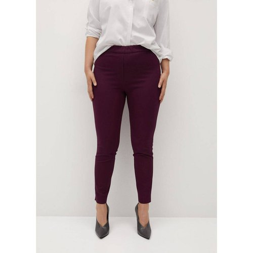 Legging coton - Violeta by Mango - Modalova