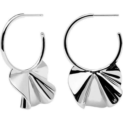 Boucles d'oreilles créoles 'Enya' - PD PAOLA - Modalova