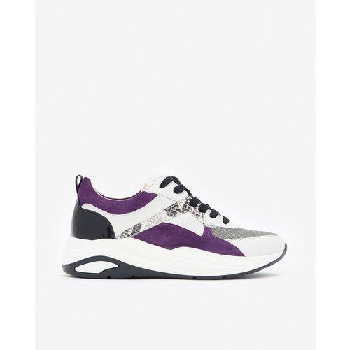 Sneakers cuir GUIOVI - SAN MARINA - Modalova