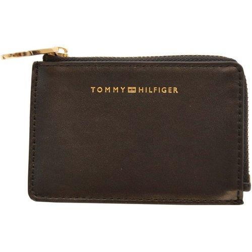 Porte-cartes cuir - Tommy Hilfiger - Modalova