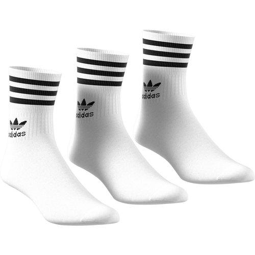 Lot de 3 paires de chaussettes hautes - adidas performance - Modalova