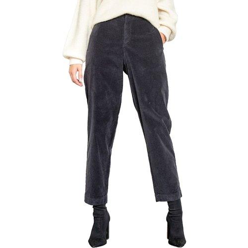 Pantalon carotte taille haute en velours PIJOU - MKT STUDIO - Modalova