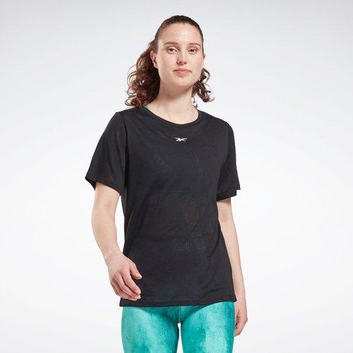 T-shirt semi-ajouré - REEBOK SPORT - Modalova