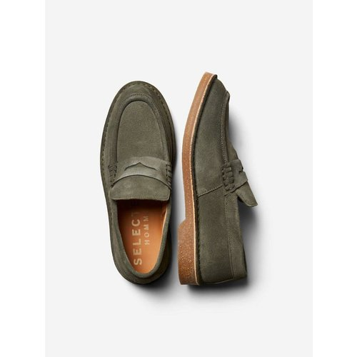 Mocassins Daim  - Selected Homme - Modalova