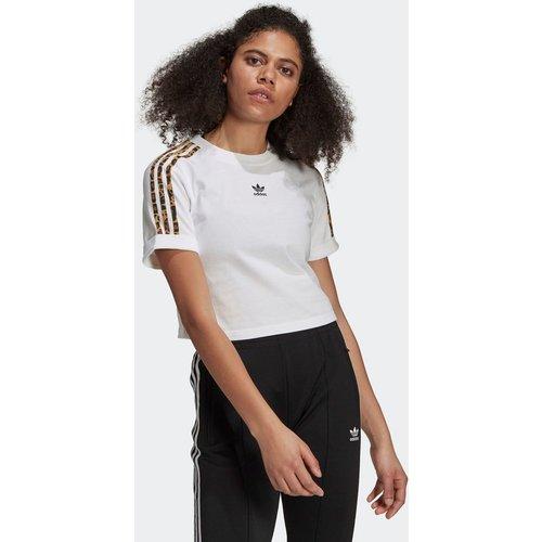 T-shirt Cropped - adidas Originals - Modalova