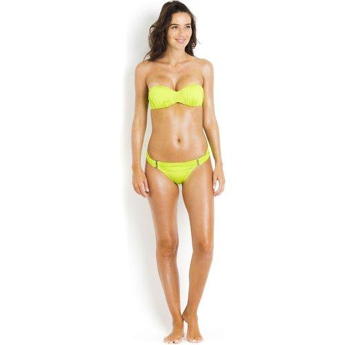 Bas de bikini retro - Ilea Woskin - banana moon - Modalova