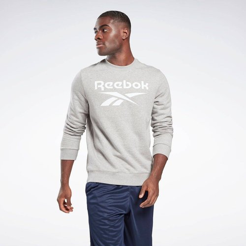 Sweat à col rond Reebok Identity Big Logo - REEBOK SPORT - Modalova