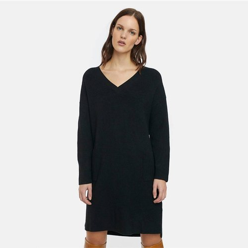 Robe pull courte, poches - COMPANIA FANTASTICA - Modalova