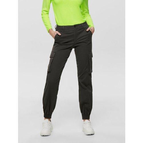 Pantalon cargo Couleur unie - Only - Modalova