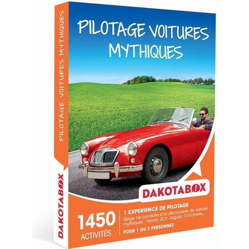 Pilotage voitures mythiques - Coffret Cadeau Sport et Aventure - DAKOTABOX - Modalova