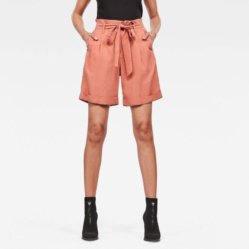 Short Taille Haute - G-Star Raw - Modalova