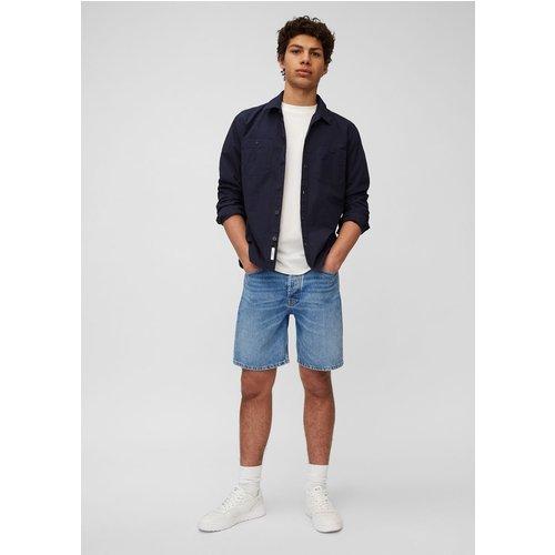 Short en jean modèle FINN straight en pur coton - MARC O'POLO DENIM - Modalova