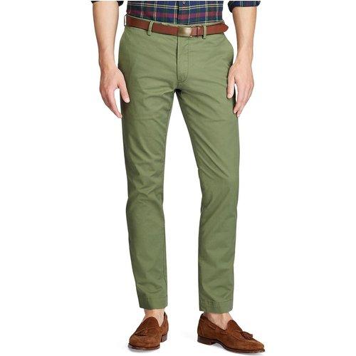 Pantalon chino slim stretch - Polo Ralph Lauren - Modalova