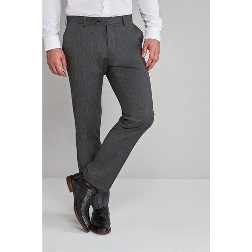 Pantalon habillé stretch coupe slim - Next - Modalova