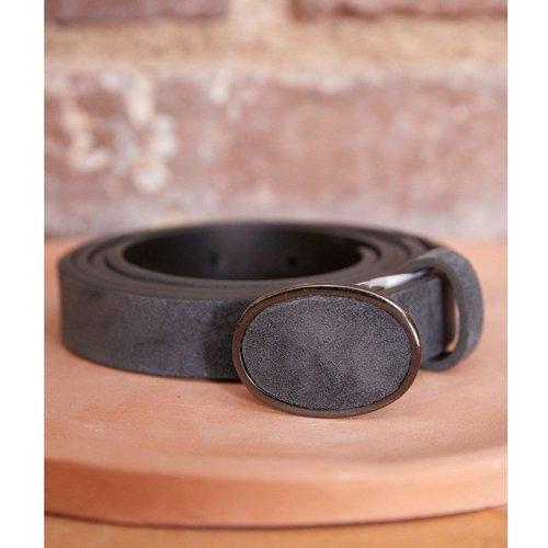 Ceinture en cuir velours EVANE - Maison 123 - Modalova